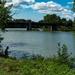 Genesee River Fisherman