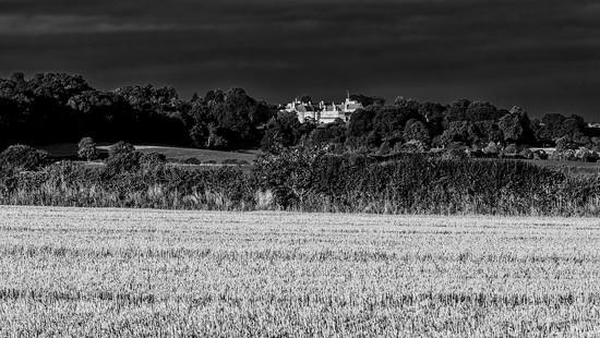 Rockingham B&W by rjb71