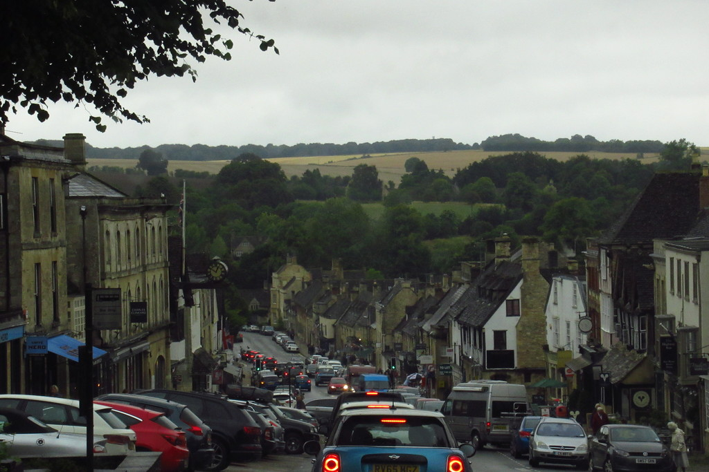 A Cotswold village on a Sunday.... by robz