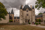 13th Aug 2018 - Castle of Chamerolles