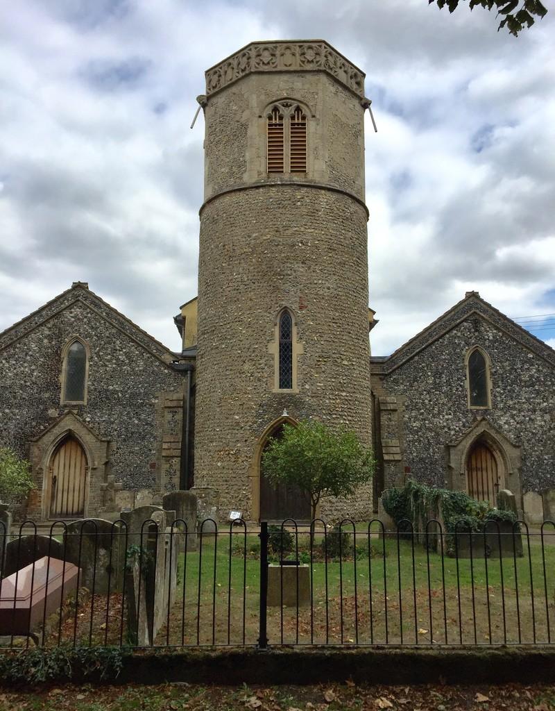 St Mary's Church by gillian1912