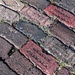 Bricks on the street