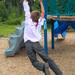 Swinging Action