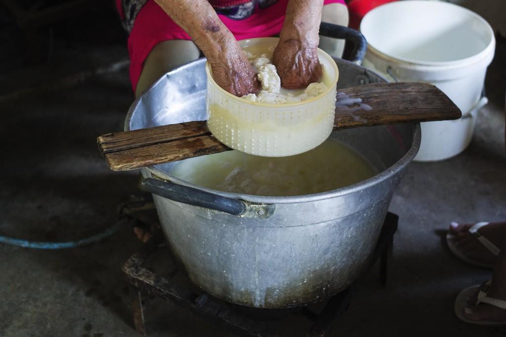 Cheese making masterclass no. 3 by domenicododaro