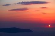 13th Aug 2018 - santorini sunset