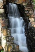 4th Jul 2018 - 2018 07 04 Garden Waterfall