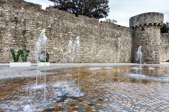 WestQuay Fountains by humphreyhippo