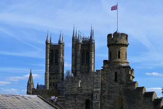 A Castle & A Cathedral  by carole_sandford