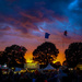A great sunset at Cropredy