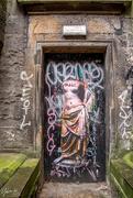 15th Aug 2018 - Graffiti