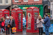 16th Aug 2018 - Red Phone Boxes