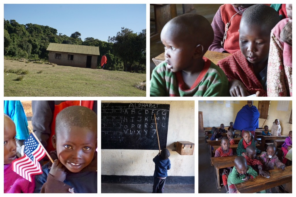 Maasai School by allie912