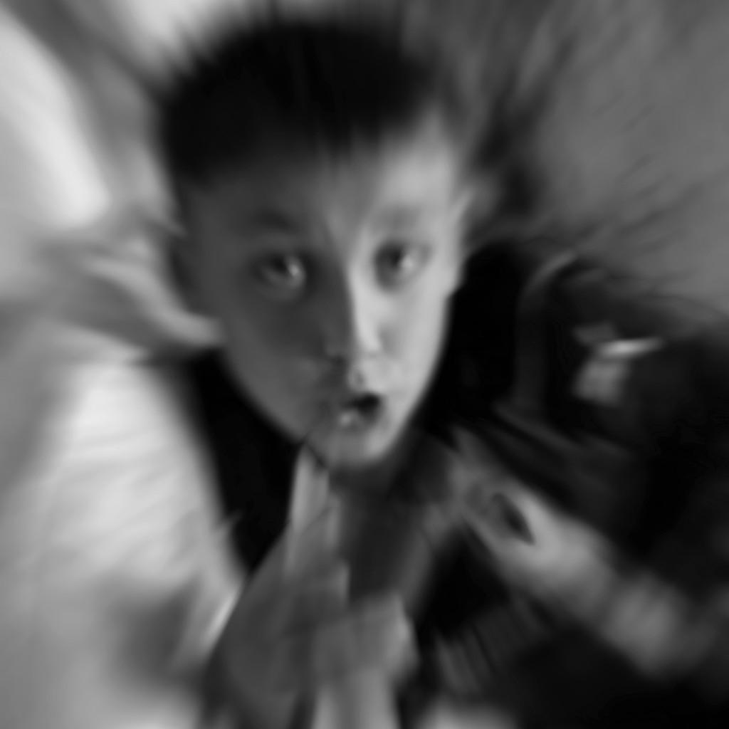 All a blur by rexcomu