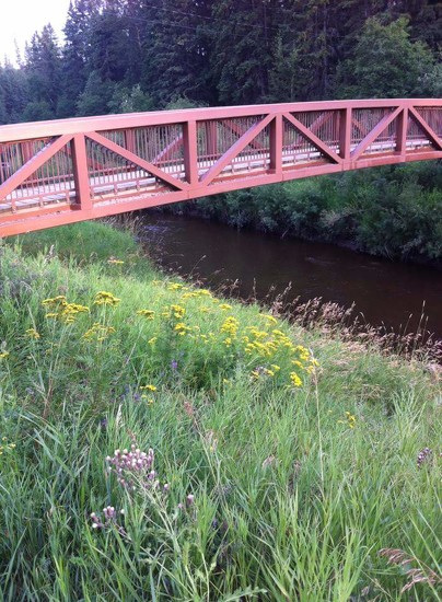 Across The Creek by bkbinthecity