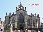 9th Jun 2018 - St. Giles Cathedral