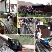 19th Aug 2018 - Ivan's railway