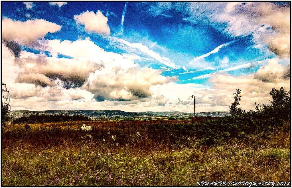 Over the hills and far away by stuart46