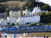 19th Aug 2018 - The Hotels on the lower slopes of the Great Orme