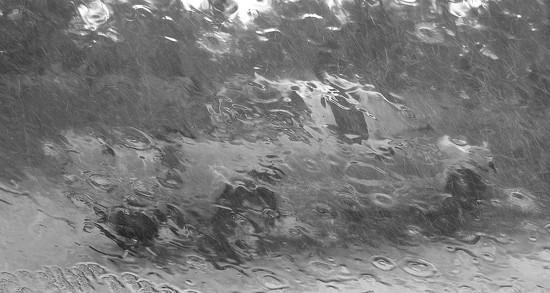 Rain abstract by homeschoolmom