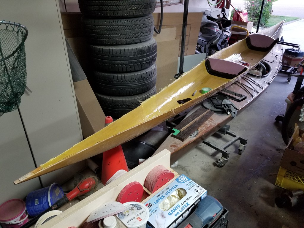 Kayak Build II (39) - Bulkheads by schmidt