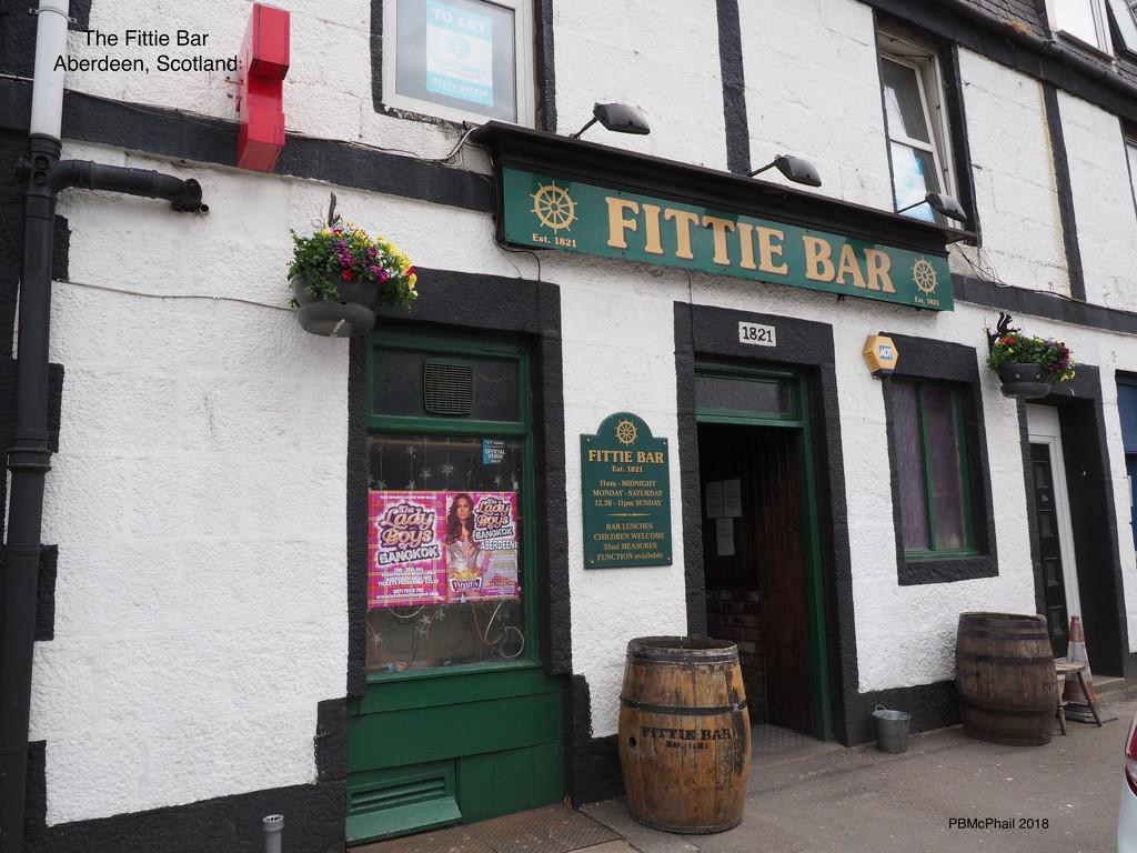 The Fittie Bar by selkie