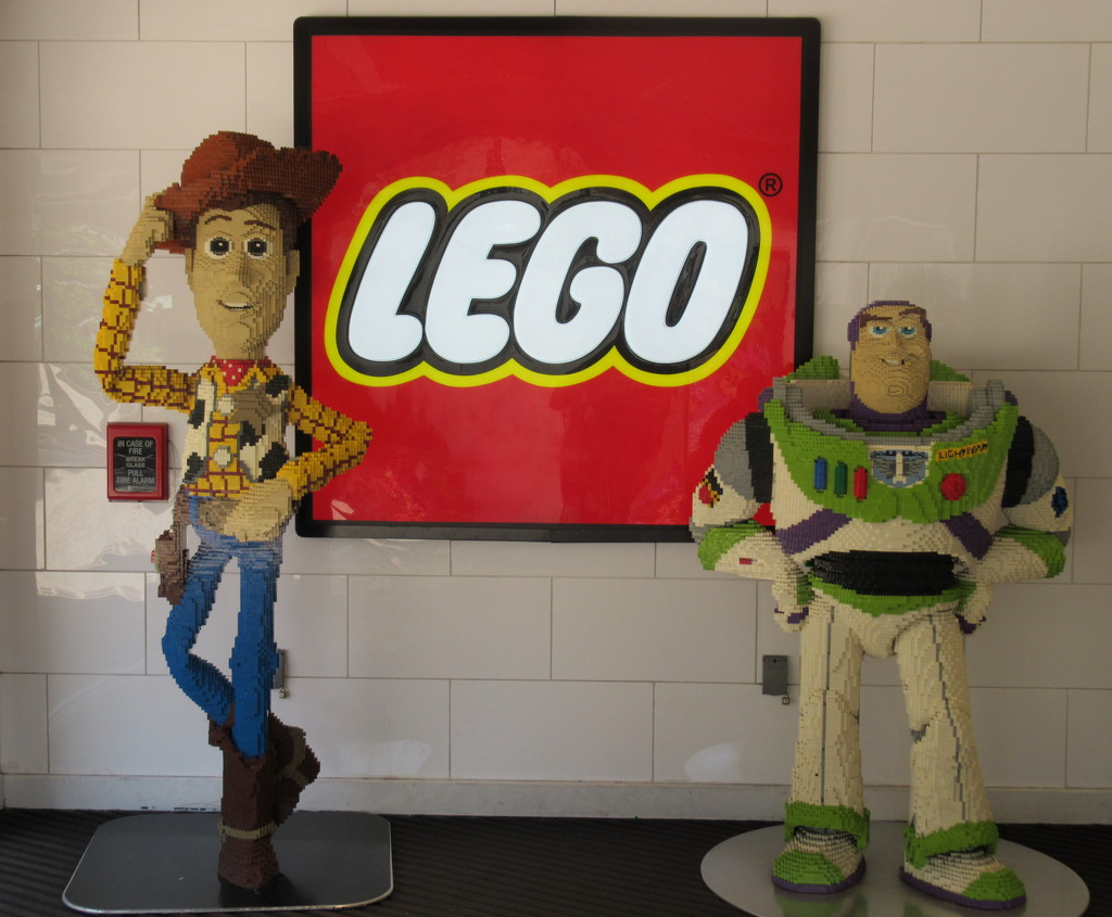 Lego - Toy story figures by bruni