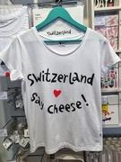 23rd Aug 2018 - Switzerland ❤️ cheese.