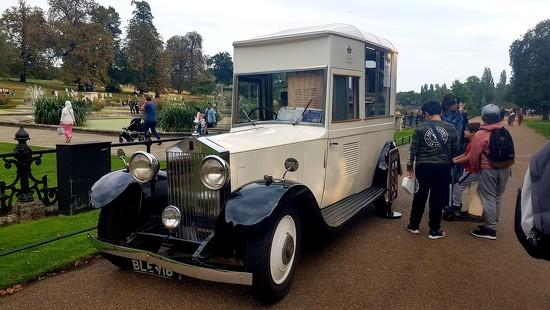 Rolls Royce ice cream by julienne1