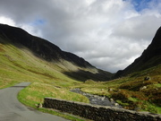 24th Aug 2018 - Honister Pass