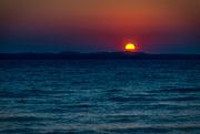 22nd Aug 2018 - Beaver Island Simple Sunset