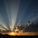 Kansas Sunrise 8-25-18 by kareenking