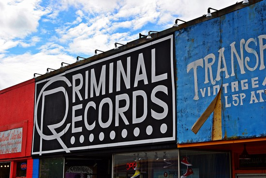 Criminal Records by soboy5