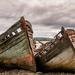 Salen Wrecks by yorkshirekiwi