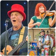 26th Aug 2018 - The entertainers