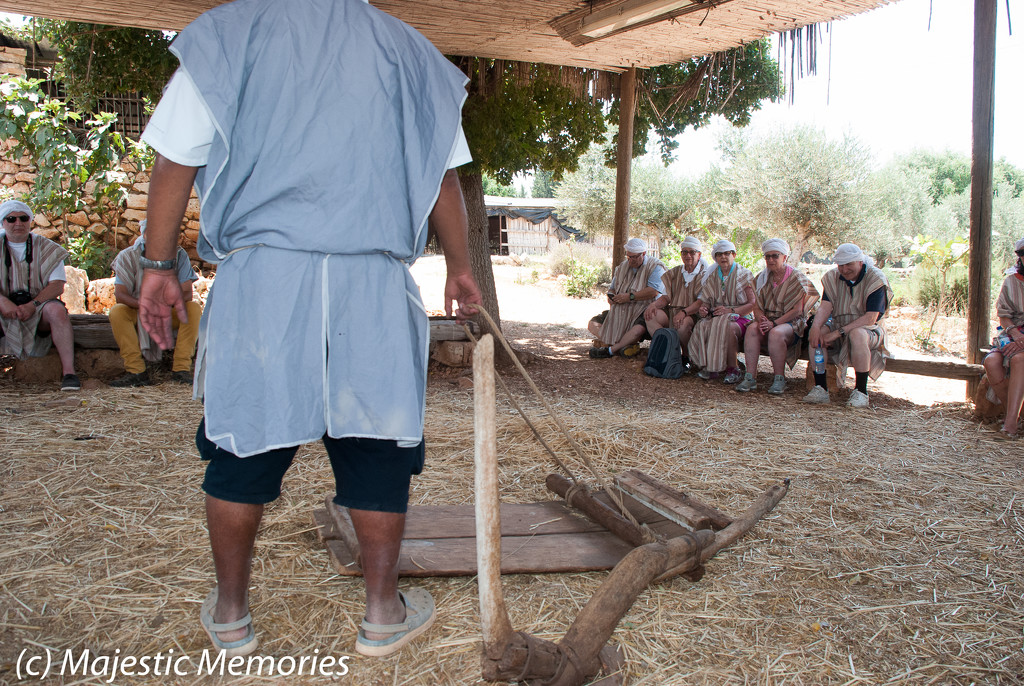 Kfar Kedem farming tool by mgbio