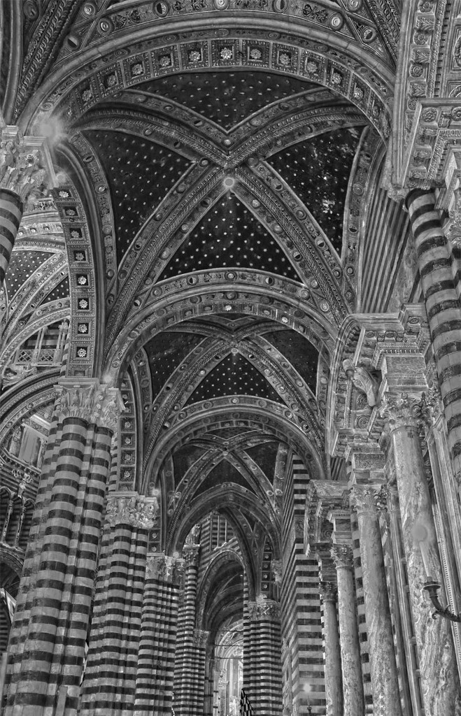 Cathedral Lines by jesperani