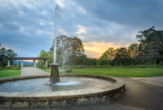 27th Aug 2018 - Fountain at the park