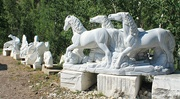 27th Aug 2018 - Marble Sculptures in Marble