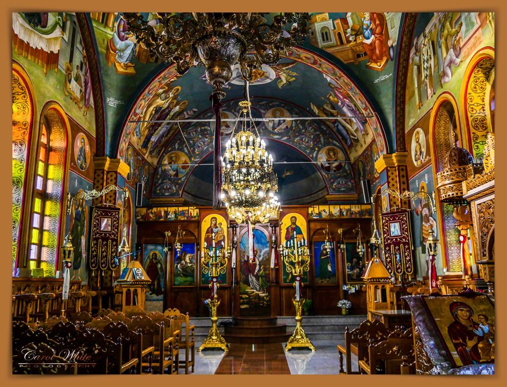 Church Of Agios Ioannis,Lagoudi,Kos by carolmw