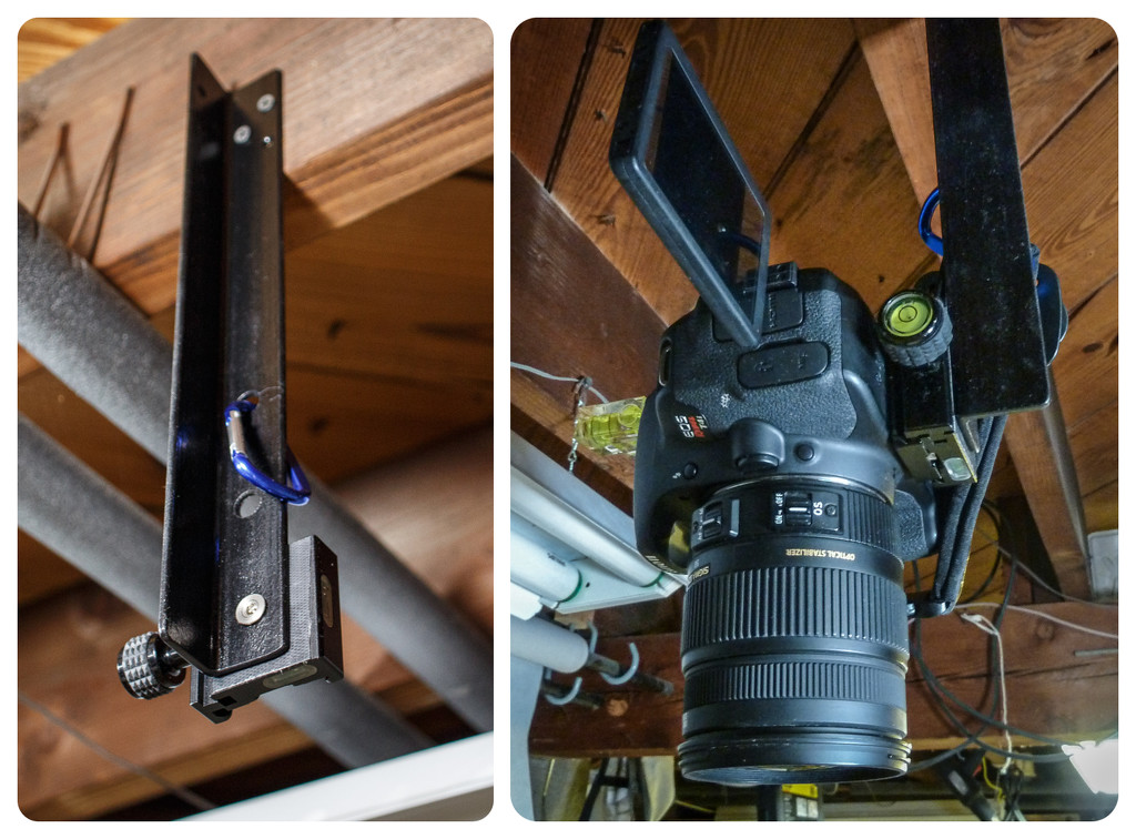 Overhead DSLR Mount by batfish