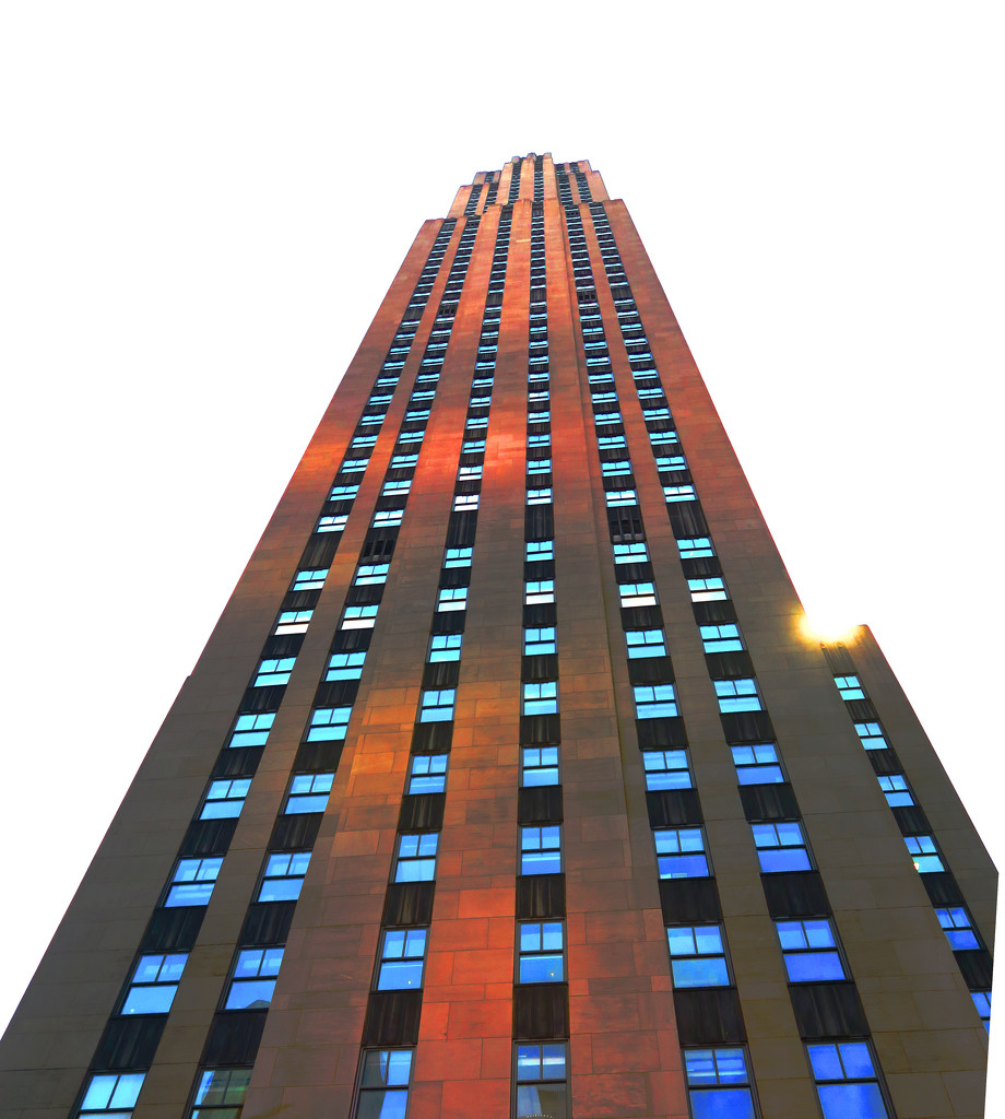 Rockefeller Center by april16