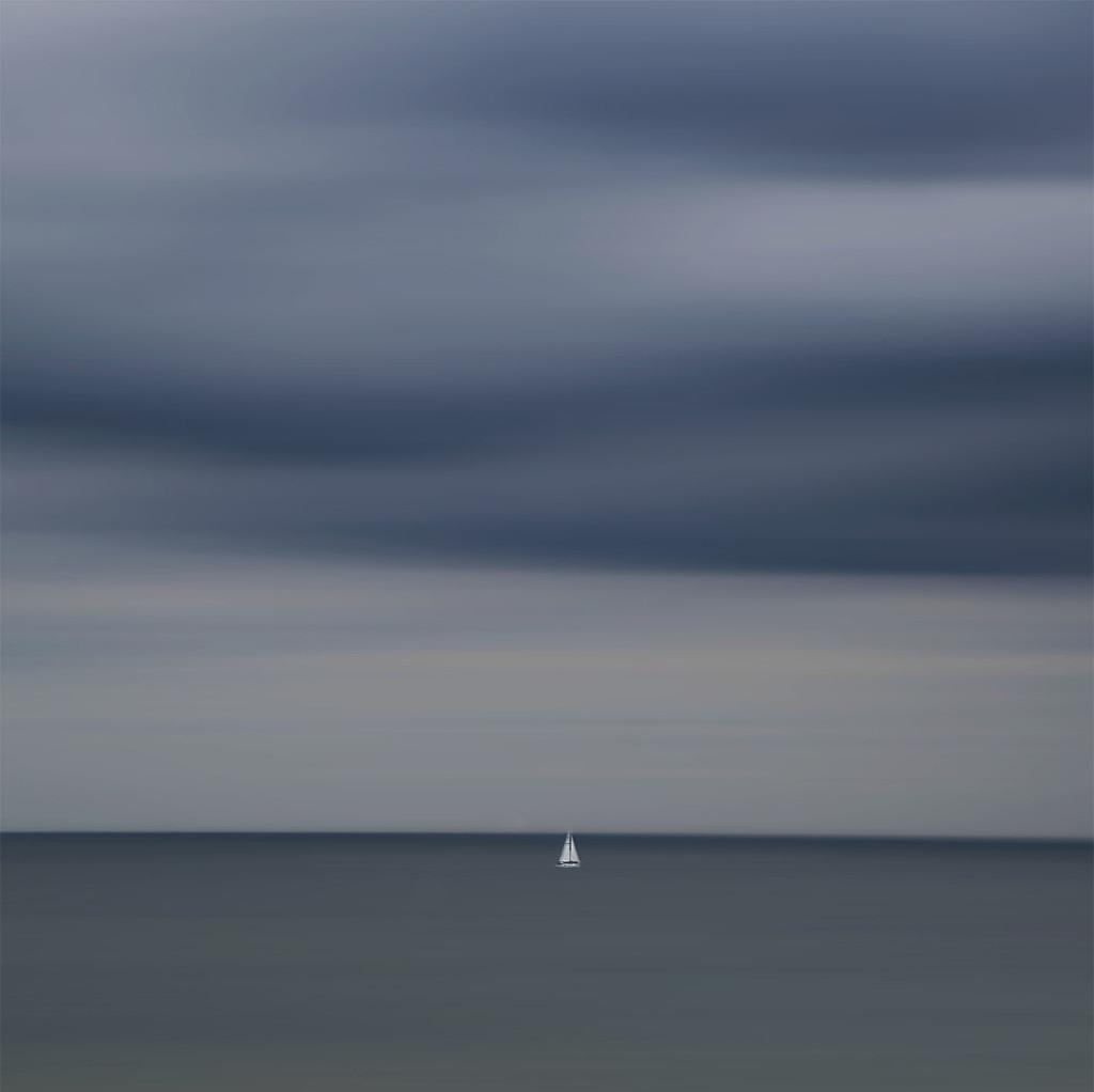Sailing the blues away by jesperani