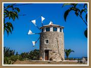 29th Aug 2018 - Converted Windmill,Kos