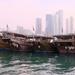 Dhow fishing boats (600BC - 2018), Abu Dhabi by stefanotrezzi