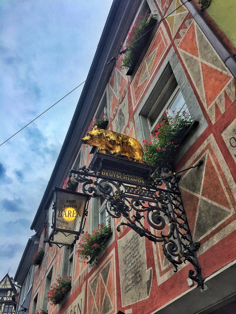 Oldest restaurant in Germany.  by cocobella