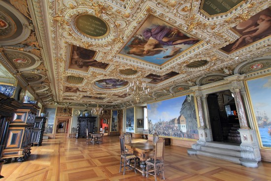 Frederiksborg Room by blueberry1222