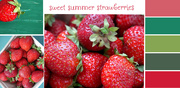29th Aug 2018 - Sweet Strawberries
