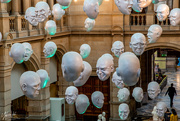 30th Aug 2018 - Floating Heads