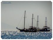 31st Aug 2018 - Sailing On The Sparkling Blue Aegean Sea