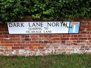 29th Aug 2018 - Dark Lane North